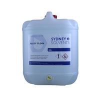 Chrome & Alloy Cleaner 20L