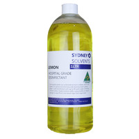 Lemon Hospital Grade Disinfectant 1 Litre