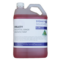 Fruity Hospital Grade Disinfectant 5 Litre