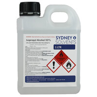 IsoPropyl Alcohol - IPA Isopropanol 99% 1 Litre