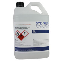 IsoPropyl Alcohol - IPA Isopropanol 99% 5 Litre