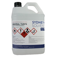 Mineral Turps 5 Litre