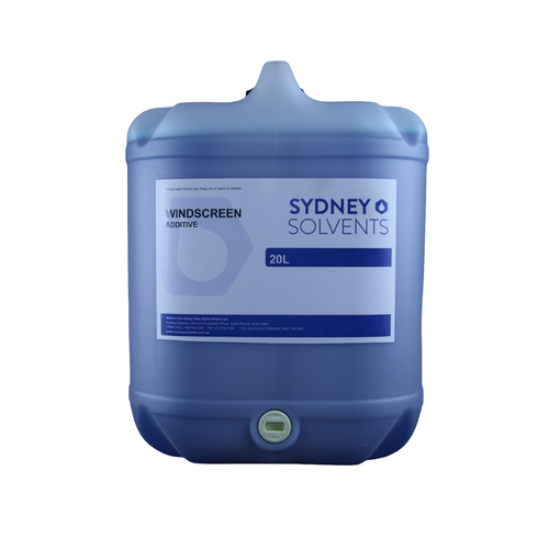 Windscreen Washer Additive 20 Litre
