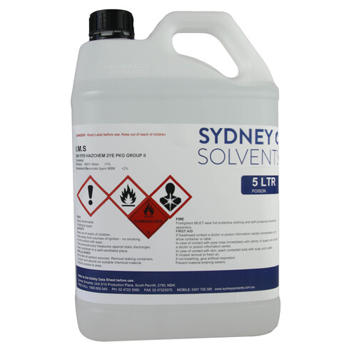 Industrial Methlayted Spirit 5 Litre